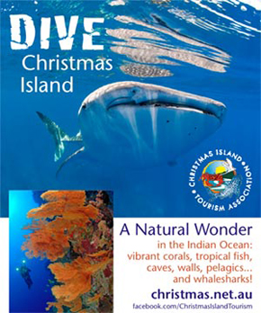 Christmas Island Tourism advertisement